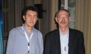 """dr. Rox Anderson (""""otac laserske medicine"""") i dr. Bralić"""